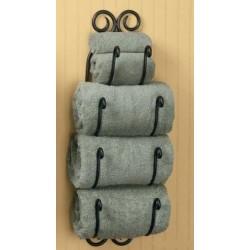 Стойка за хавлиени кърпи