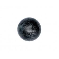 МЕТАЛНА СФЕРА (ТОПКА) ПЛЪТНА -  20 мм