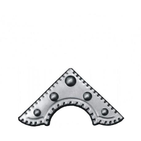 ДЕКОРАТИВНА АПЛИКАЦИЯ 1,2 мм -130х130 мм